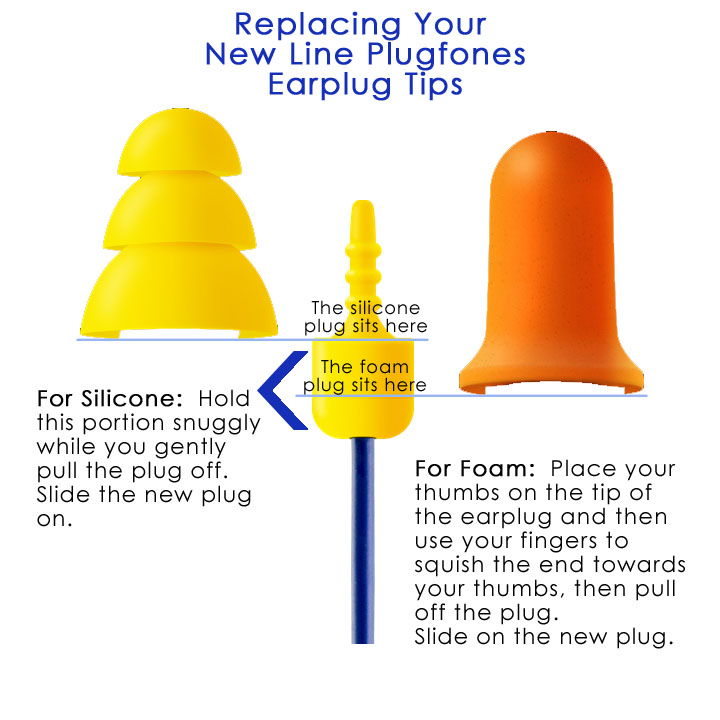 Replacement Plugs Graphic