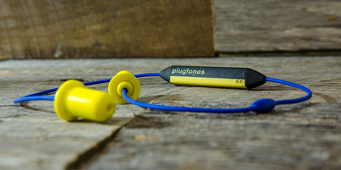Reviewed: Plugfones Bluetooth Earplug Headphones